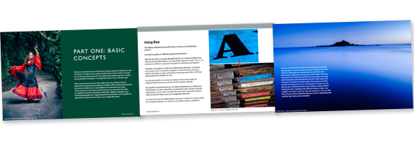 Mastering Exposure ebook inside pages
