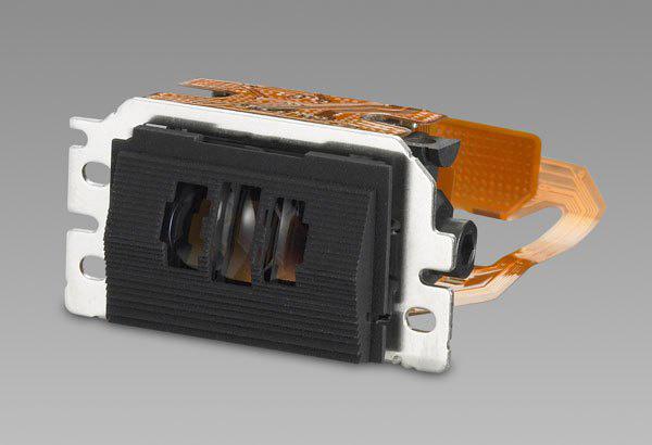 EOS 50D autofocus unit