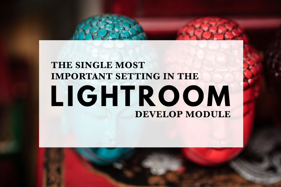 The Single Most Important Setting in the Lightroom Develop Module