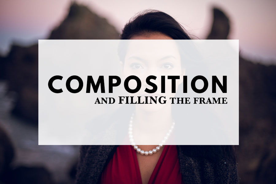 Composition and Filling the Frame article