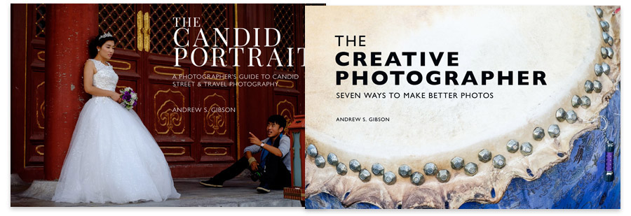 The Candid Portrait & The Creative Photographer ebook bundle