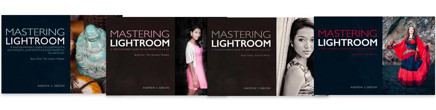 Mastering Lightroom Four Ebook Bundle