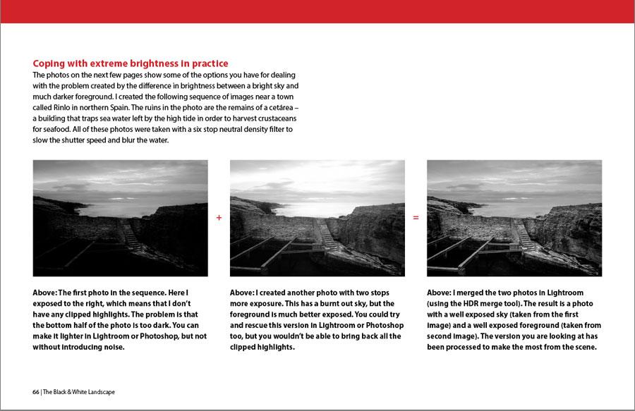 The Black & White Landscape ebook