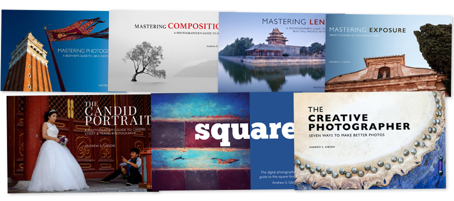The Creative Photographer ebook bundle