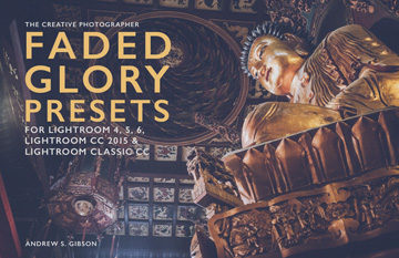 Faded Glory Presets for Lightroom