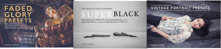 Creative Presets for Lightroom bundle