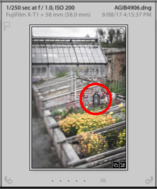 How to add keywords in lightroom