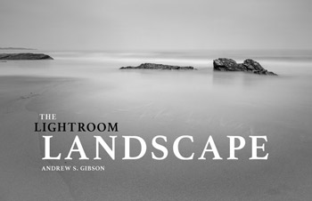 black and white landscape photography in Lightroom ebook