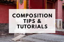 Composition tips & tutorials