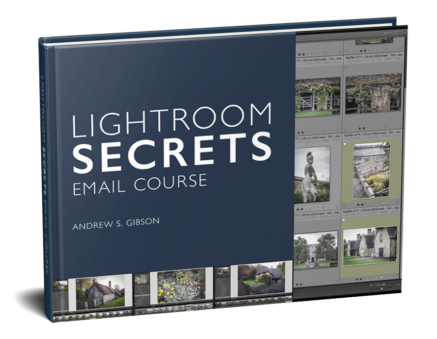 Lightroom Secrets Email Course