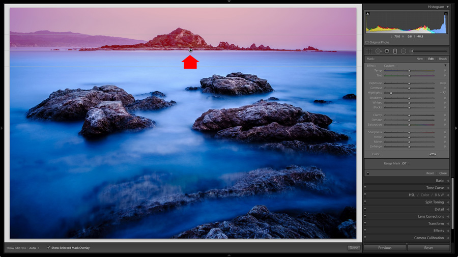 Lightroom hidden tricks