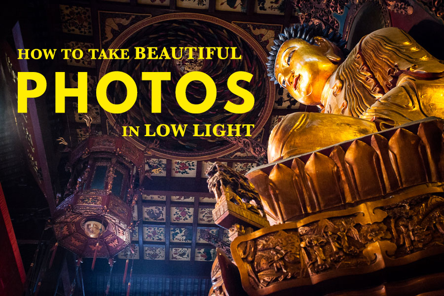How To Take Beautiful Photos In Low Light