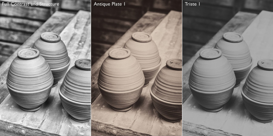 Silver Efex Pro 2 Lightroom plugin presets