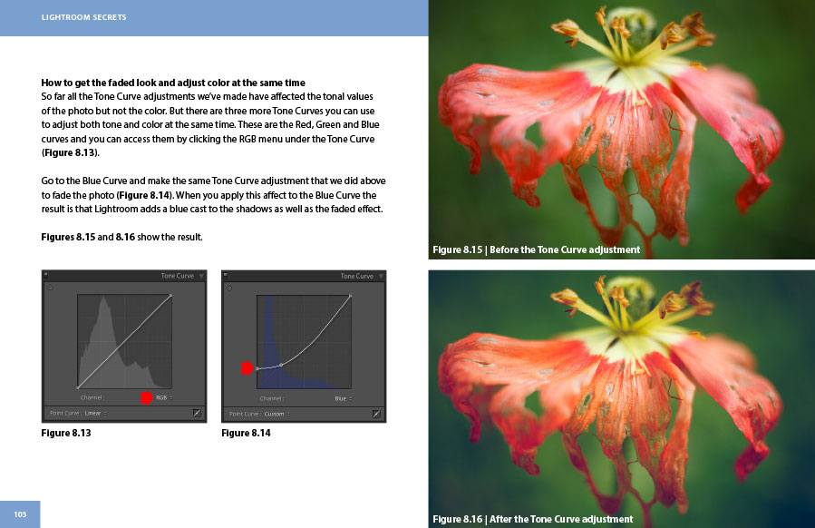 Lightroom Secrets Course Notes page