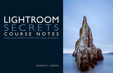 Lightroom Secrets Course Notes