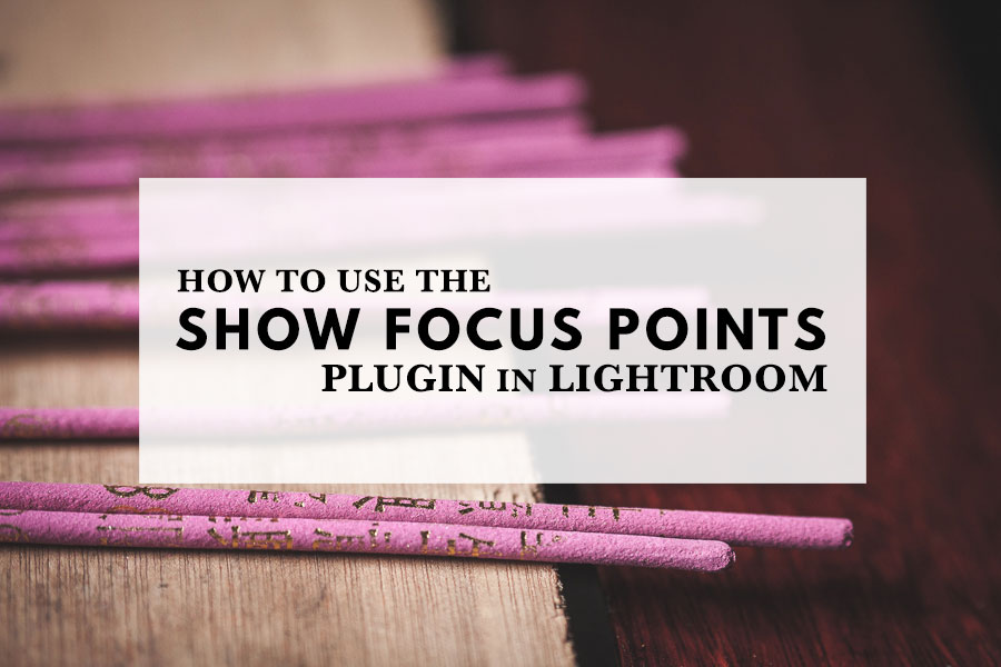 How To Use The Show Focus Points Plugin In Lightroom