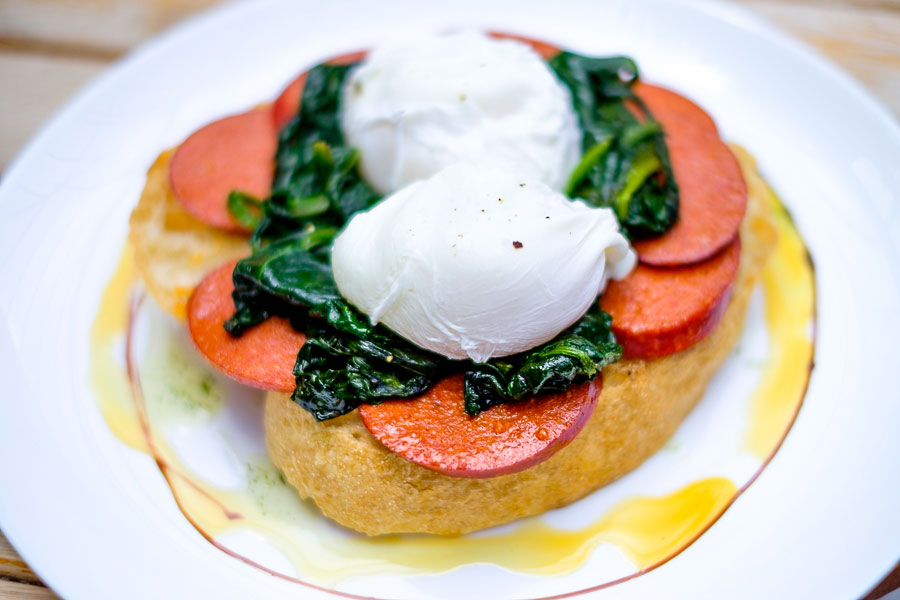 Creative food photography