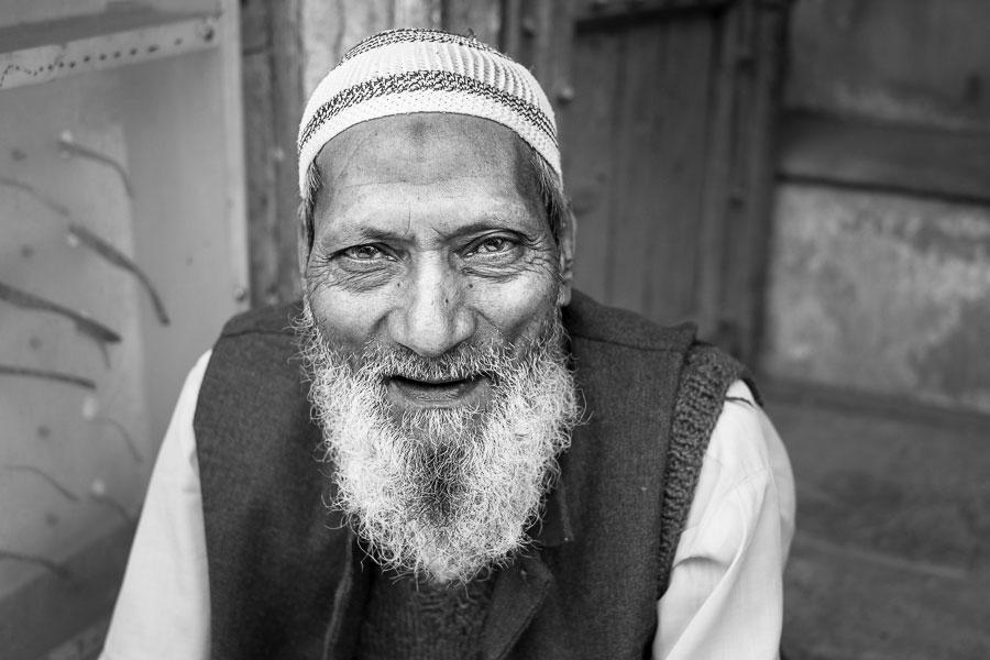Street portrait Rajasthan