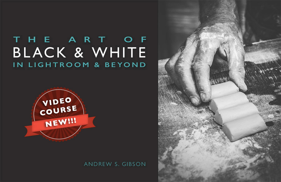 The Art of Black and White in Lightroom