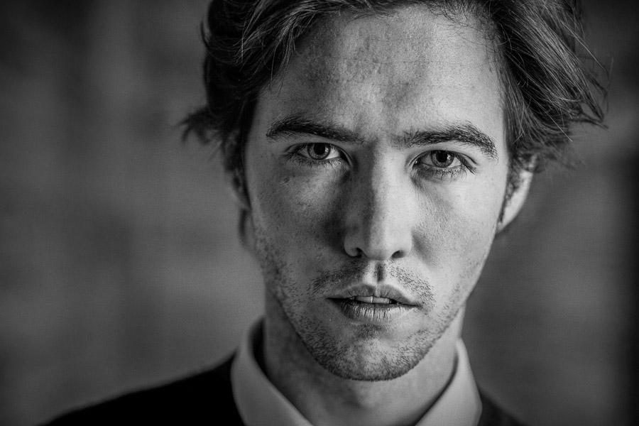 better black and white portraits of men