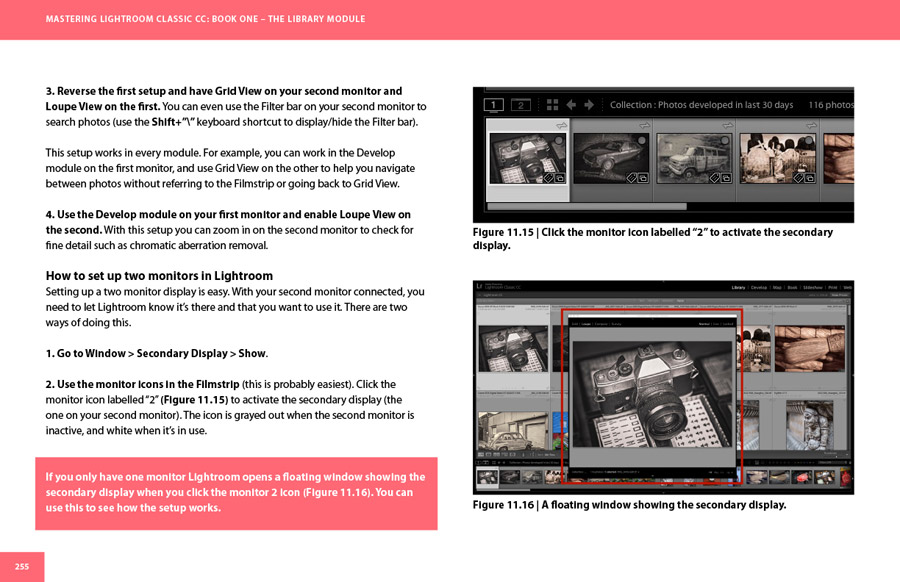 Lightroom Classic ebook page 2