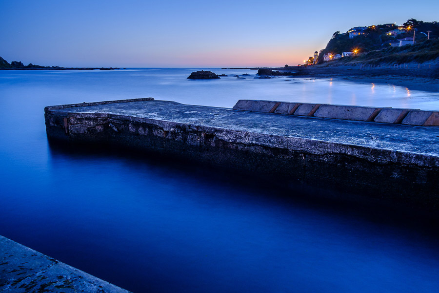Better landscape photos after sunset