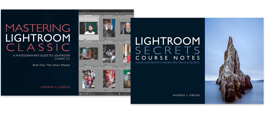 Mastering Lightroom ebook bundle