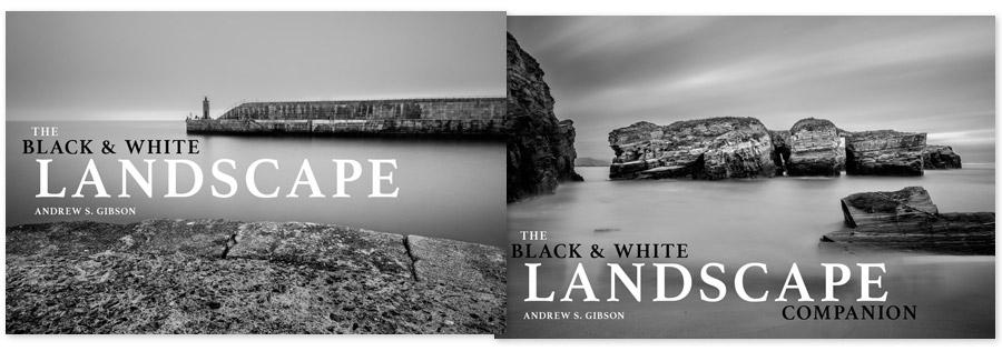 Black & White landscape ebook bundle