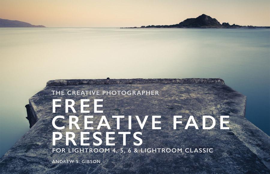 Creative Fade Develop Presets for Lightroom Classic