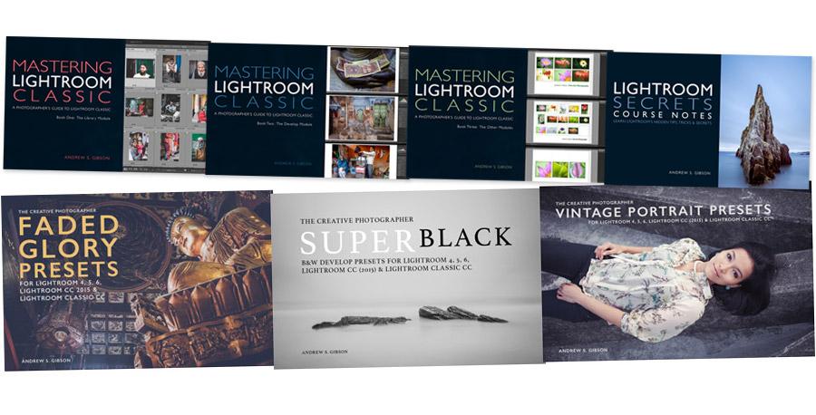 Ultimate Mastering Lightroom Classic bundle