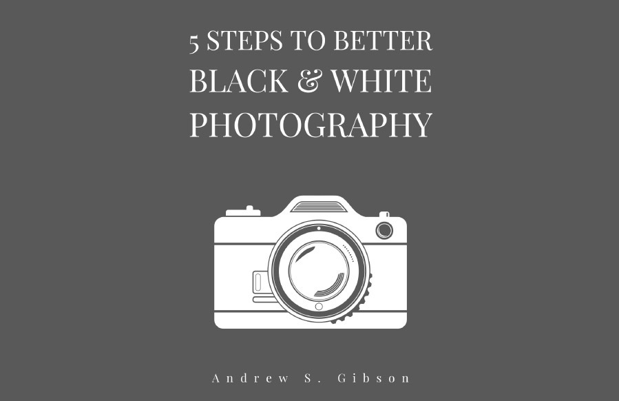5 Steps to Better Black & White Photography ebook