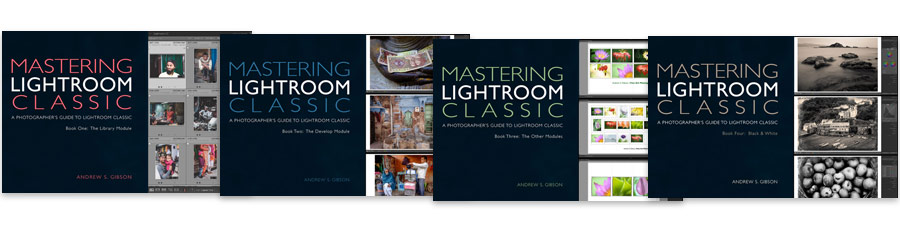 Mastering Lightroom Classic ebooks